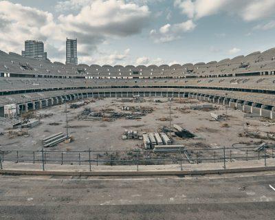 Estadio Nuevo Mestalla – 03 – Póster A3