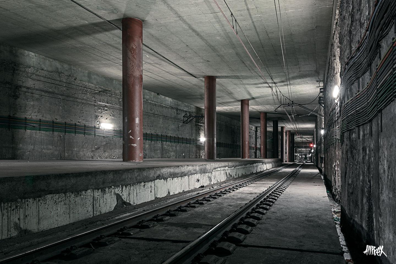 tunel renfe madrid