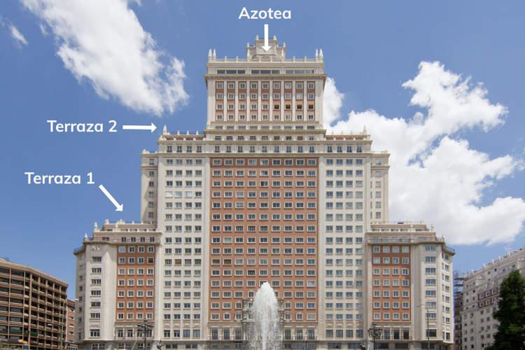 edificio España Madrid