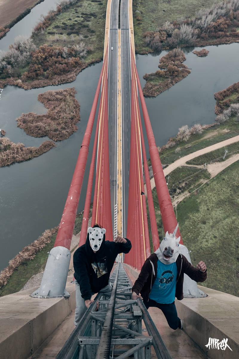 puente mas alto de españa