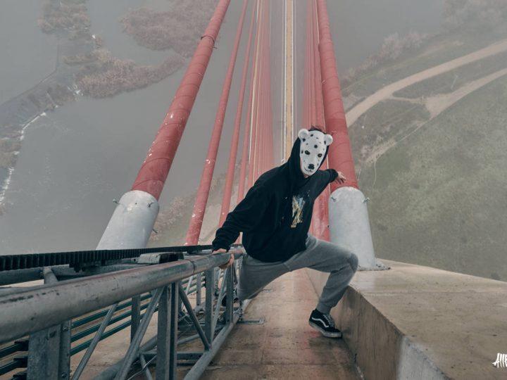 Puente más alto de España 192 metros