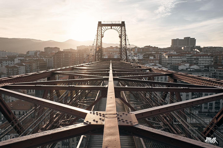 puente vizcaya bilbao