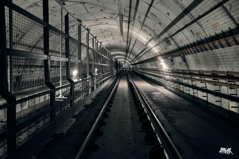 infiltración en el metro de barcelona