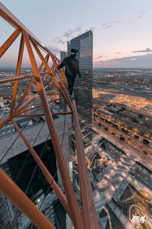 rooftopping en madrid