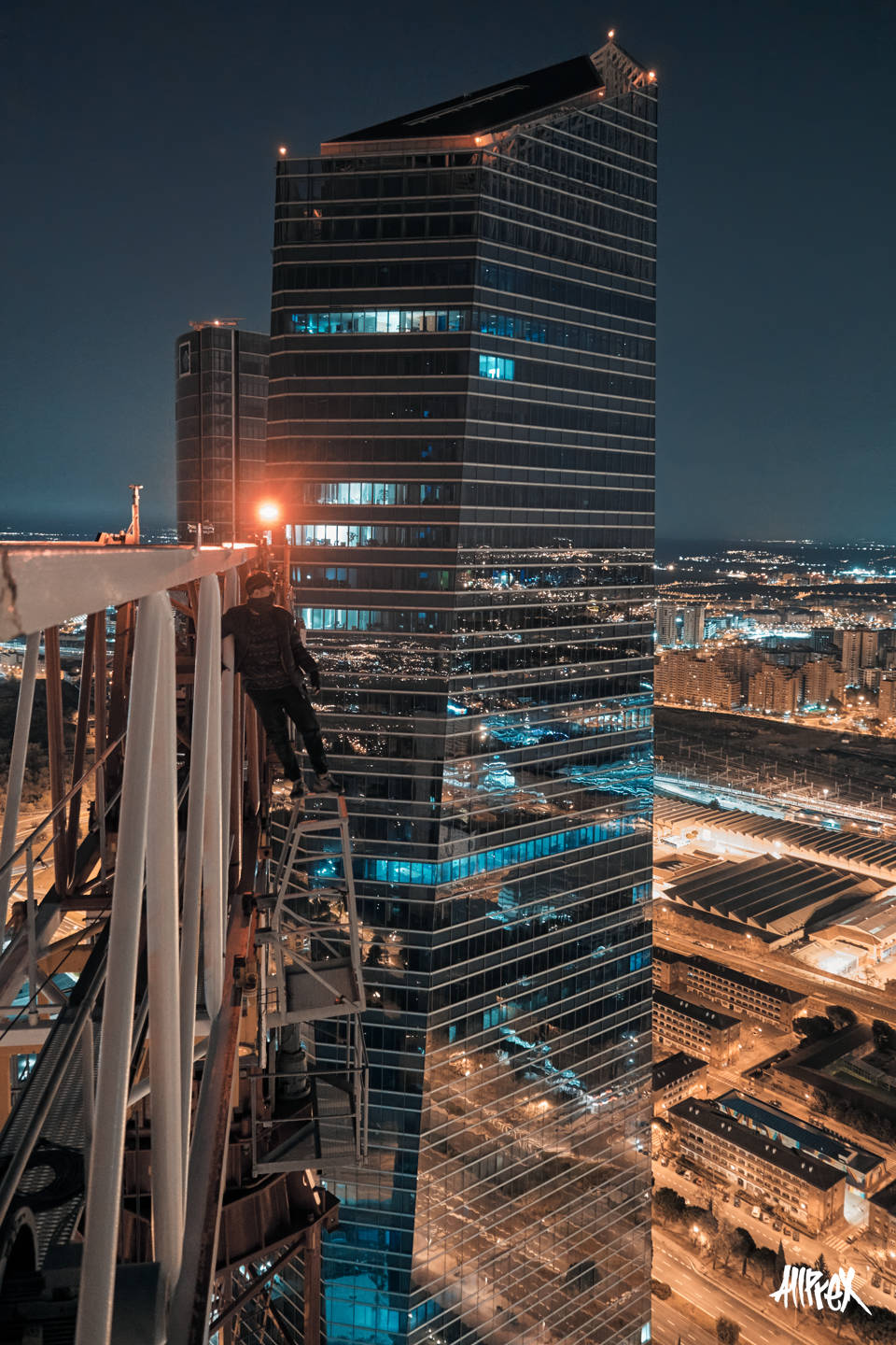 rooftopping madrid