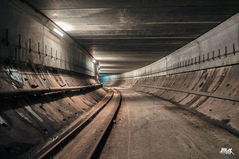 tunel barcelona