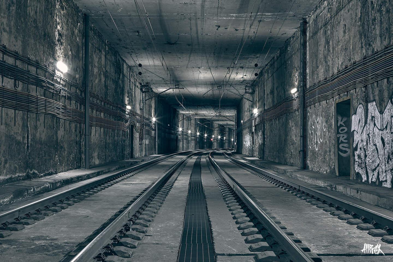 túnel de cercanías España